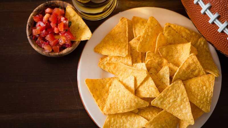 Rehabilitació de receptes: quarts de quinoa doritos i més superproductes de nivell superior