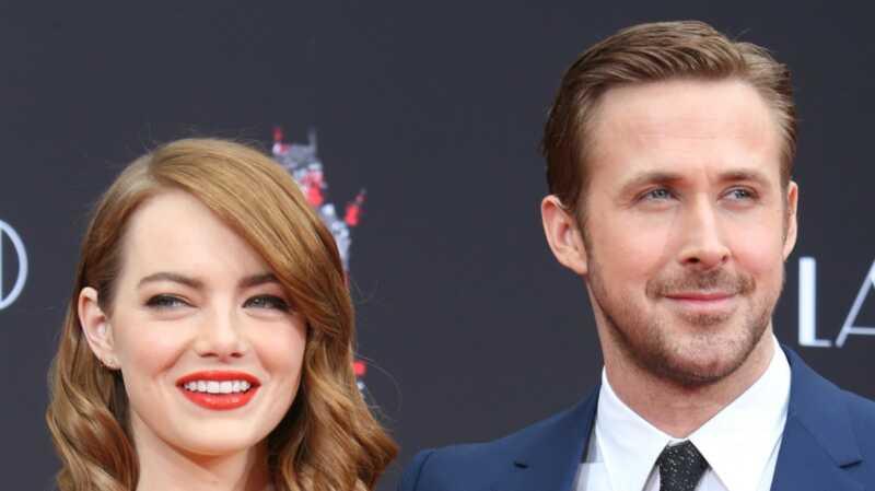 Niko ne daje Ema kamenu ili Ryan gosling Oskara dok ne pevaju na sceni