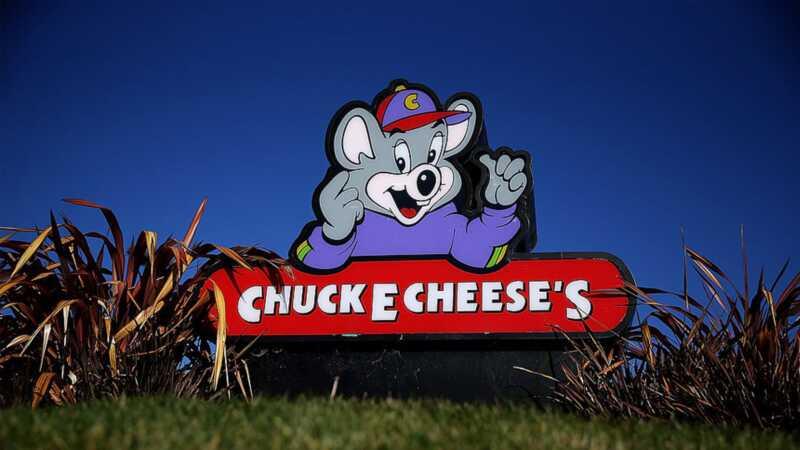 Chuck e. сега сиренето има сензорно чувствително неделя