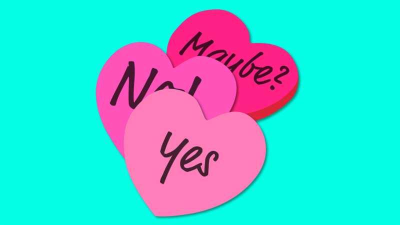 Wenn Sie keine Ja - Nein - vielleicht Sex-Liste gemacht haben, ist jetzt die Zeit
