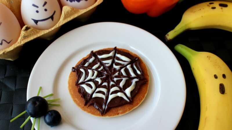 Halloweeni pannkoogid on kõige kallim hommikusöögiks kunagi (vabandust, miki!)