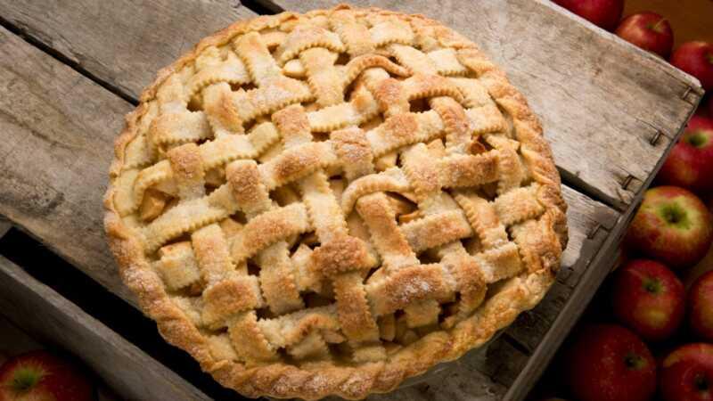 Apple-rhubarb pita je moderan twist na klasičnom receptu