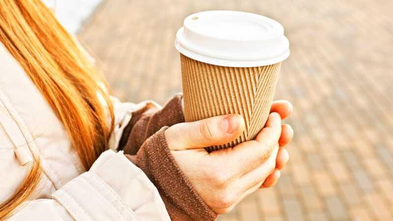 Starbucks pirmasis naujas 2018 m. Latte