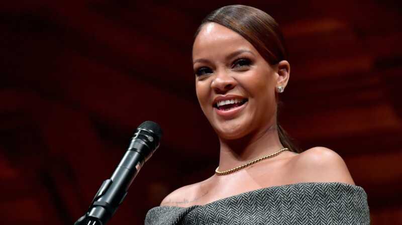 Rihanna humanitaarne aasta kõne on täiesti väärt lugeda