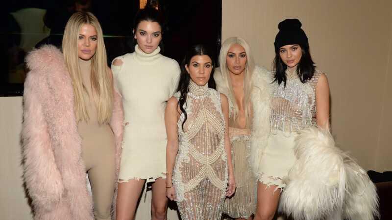 Kardashian vaikai yra šios slaptos žvaigždės, atskleidžiančios atostogų kortelę