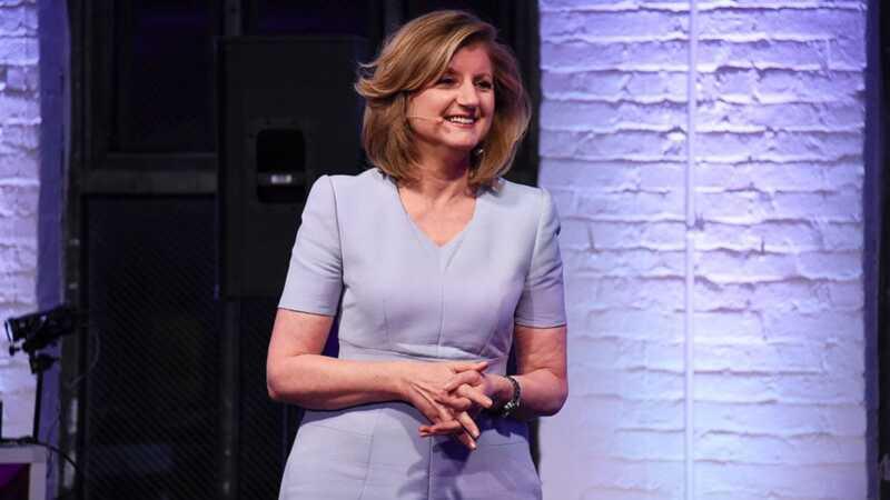 Arianna Huffington sveikiausias maistas, fitneso ir miego patarimai