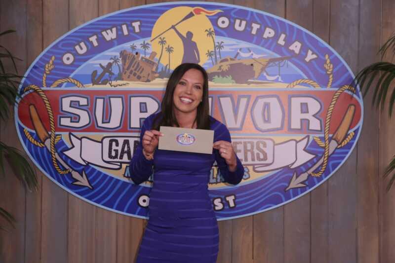 Сара Лацина удивлена, что она выиграла выжившего: смены игр, даже если вы не