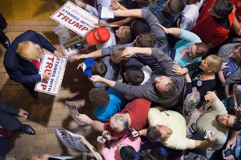 Glasao sam za Trump-a, ali tek nakon što sam tugovao zbog onoga što je moja stranka učinila