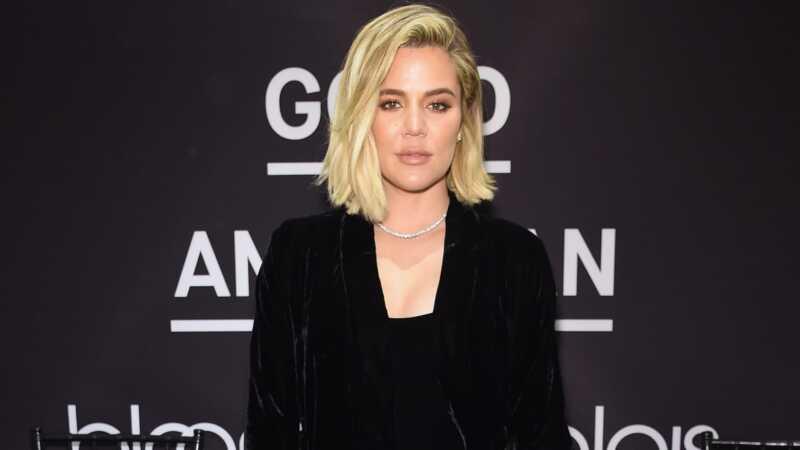 Khloé Kardashian klapá zpátky v bump-shamers a cvičení-shamers podobně