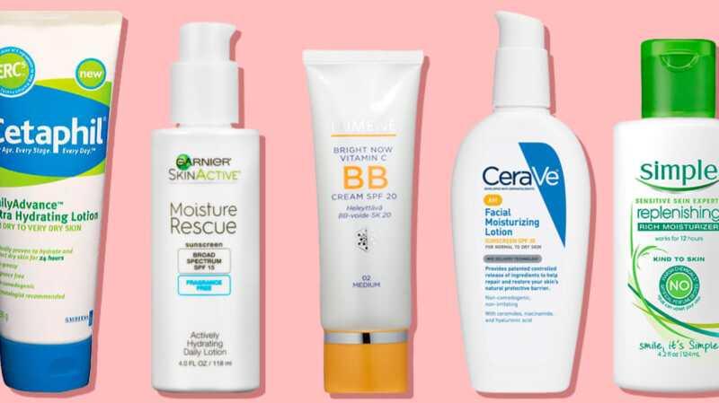 7 najboljših vlažilnih pripomočkov za suho kožo pod 15 EUR