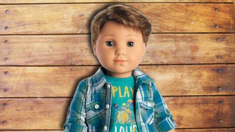 Američka devojka, upoznaj američkog dečaka: nova lutka sa čudom