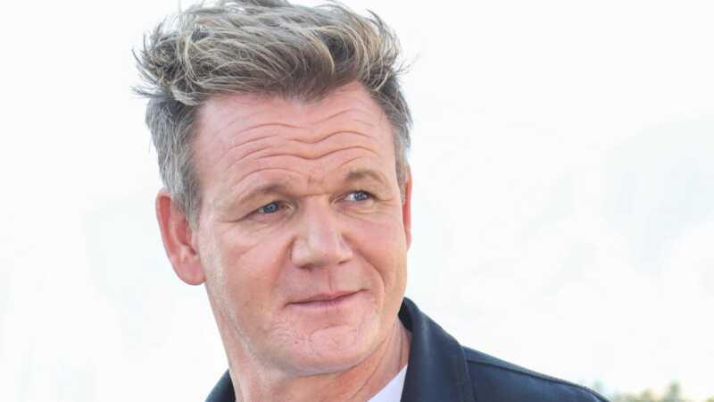 Gordonas Ramsay pateikia dar vieną prieštaringą veganų pokštą