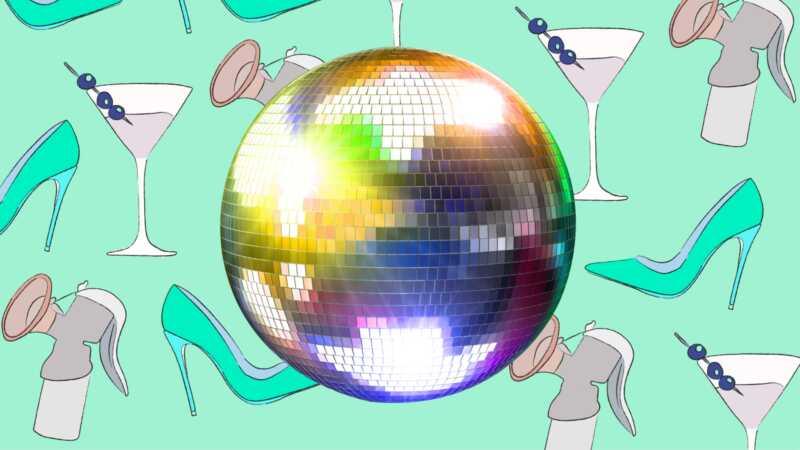 Hvordan 5 mamma gikk clubbing og overlevde - brystpumper og alt