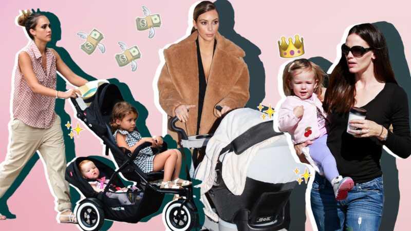 Helt topp-kändis baby redskap vi kan inte sluta gawking på