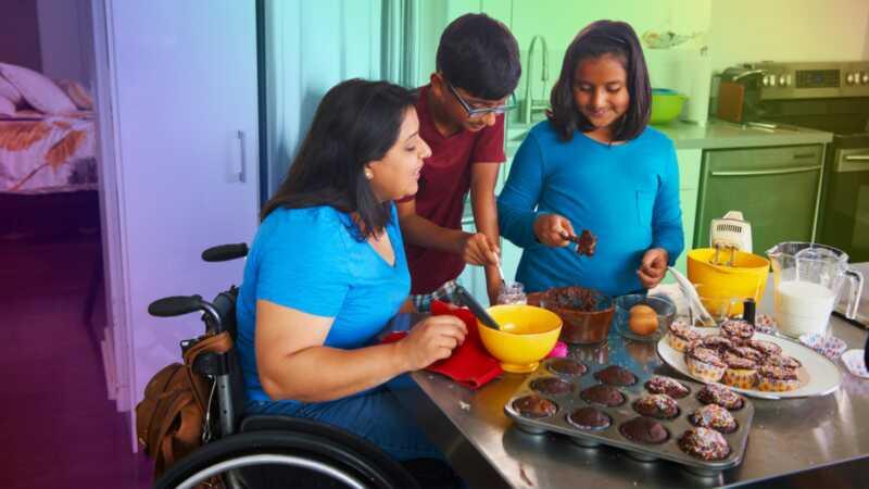 Moramo razgovarati o materinstvu za osobe sa invaliditetom