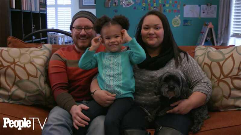Hvorfor embryo adopsjon var det beste alternativet for denne familien