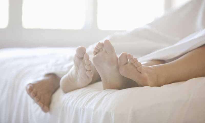 Lær av disse parets episke mat-sex mislykkes