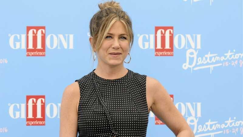 Jennifer aniston: Na nas je tisto, kar nas naredi srečno
