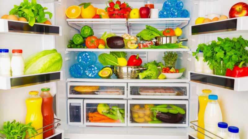 Πόσο καιρό τα φρέσκα τρόφιμα διαρκούν πραγματικά στο ψυγείο