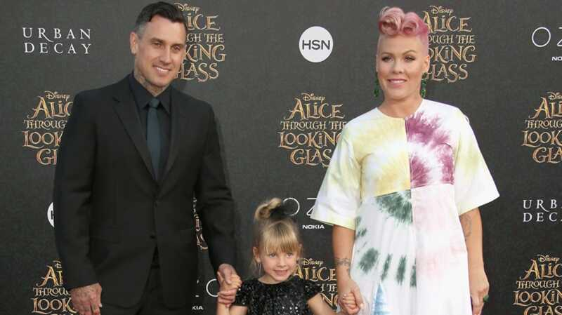 Pinkova ćerka je moćna ljubomora svog novog brata bebe