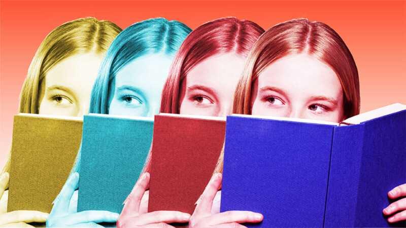 Hur håller jag min tonåring intresserad av att läsa?