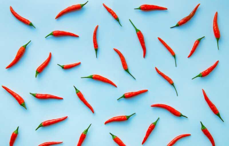 Ang lahat ng mga uri ng mainit na peppers na gusto mong subukan