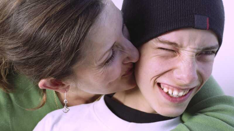 5 tegn barna dine vokser deg