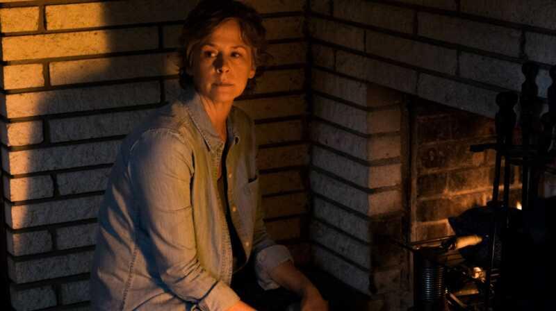 Daril i Carol zajedno hodaju mrtvi, i to opet boli