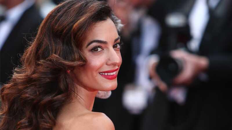 Amal Clooney er eller ikke er gravid med George Clooneys perfekte afkom