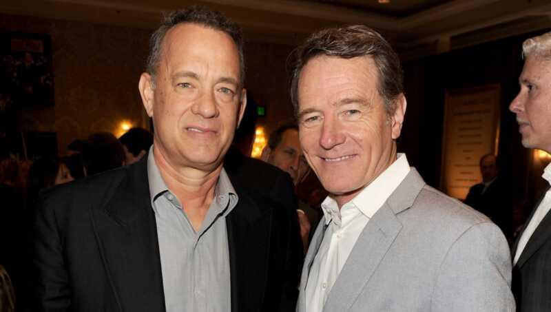 Tom Hanks i Bryan cranstonova bromansa su od čega su napravljeni snovi