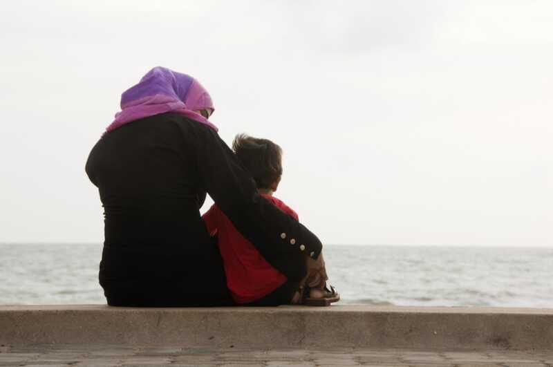 Jag måste berätta för mina muslimska barn att vissa människor aldrig kommer att acceptera dem
