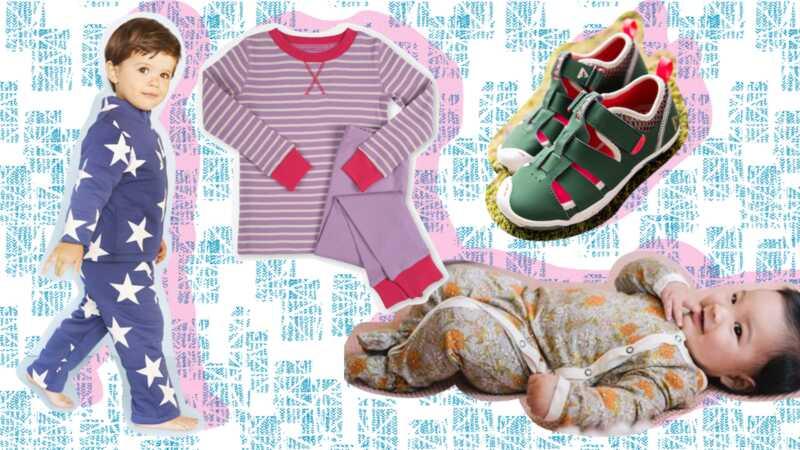 Ova ekološka odeća je odlična za decu - i planetu Zemlju