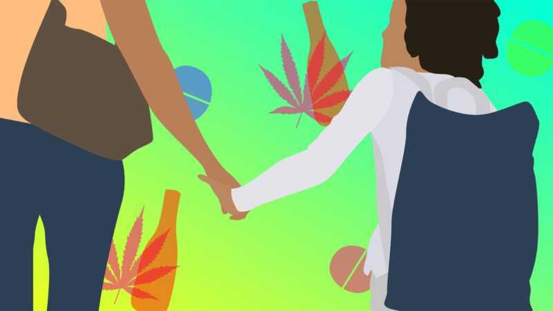 Hvordan man snakker med børn om narkotika og alkohol