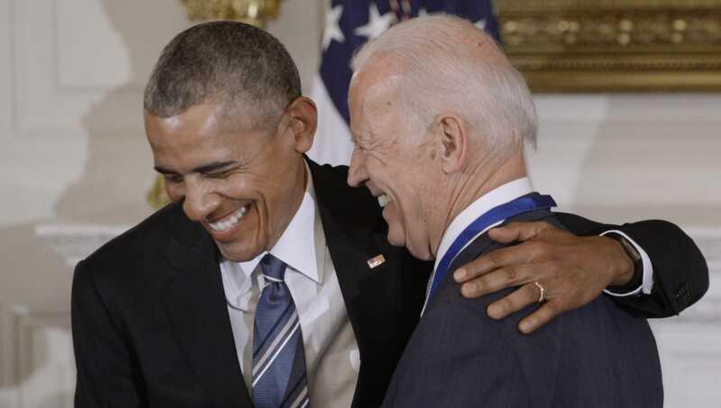 Barack Obama sünnipäeva torkimine Joe bidenile on mie tõeks