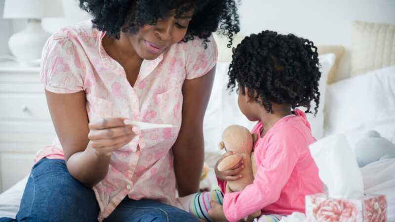 6 dalykai, apie kuriuos kiekviena mama žino apie vaikus ir peršalimą