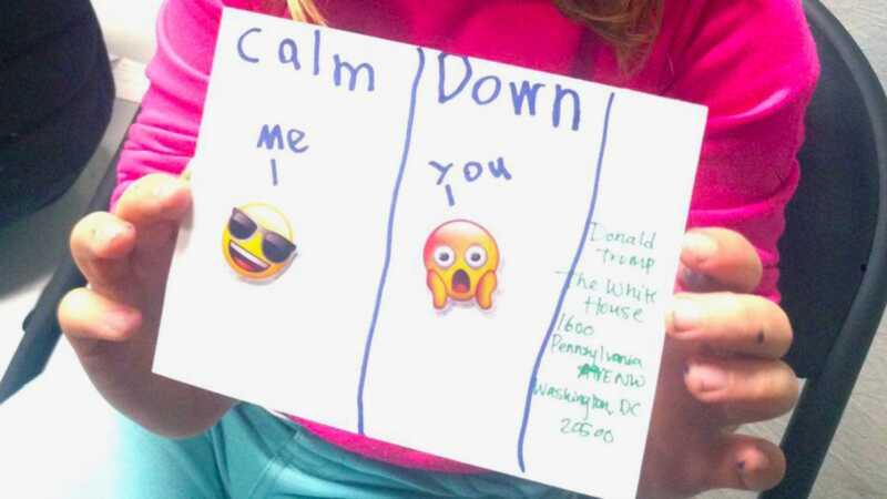 Kćerka Patton oswalt ima važnu poruku za Trump