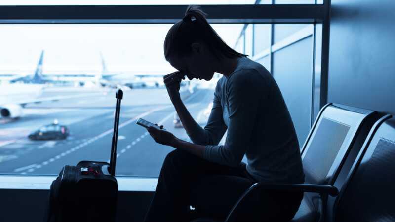 Zašto se razboliš nakon što letiš?