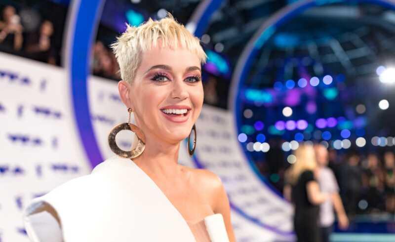 Katy Perry je napravila jednu kratku šalu o Taylor swiftu u vmasu