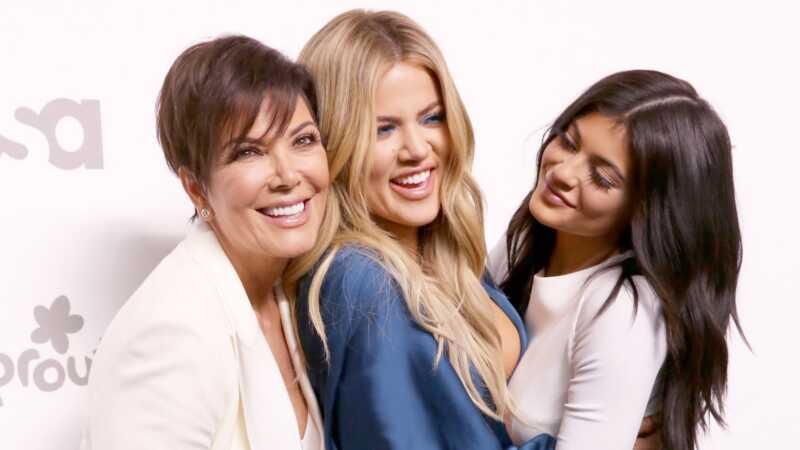 Ar Krisas Jenneris patvirtino khloés ir kylieo nėštumą instagram?