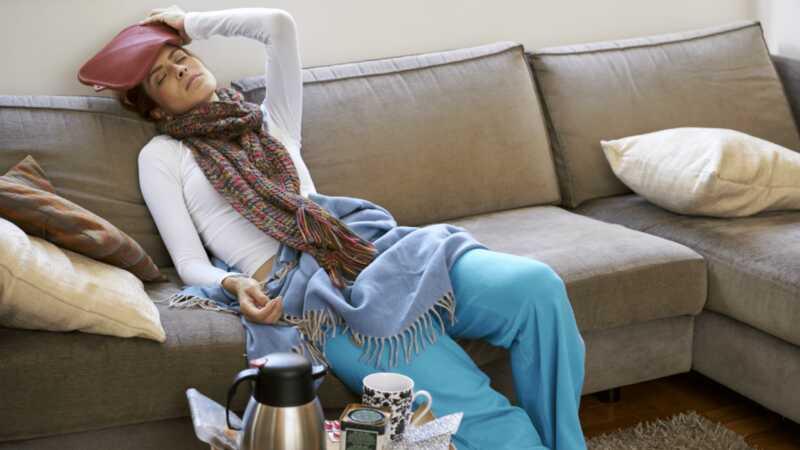 Razlike između trovanja hranom i gripa