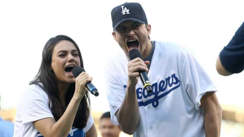 Mila kunis sola, ka viņa un Ashton Kutcher netiks paaugstināt aholes