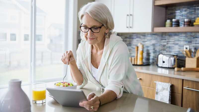 Ēšanas traucējumu diagnozes ir paredzētas sievietēm viņu 40 un 50 gadu vecumā