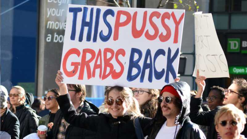 Tukaj je 44 ljudi, ki govorijo na ženskem maršu