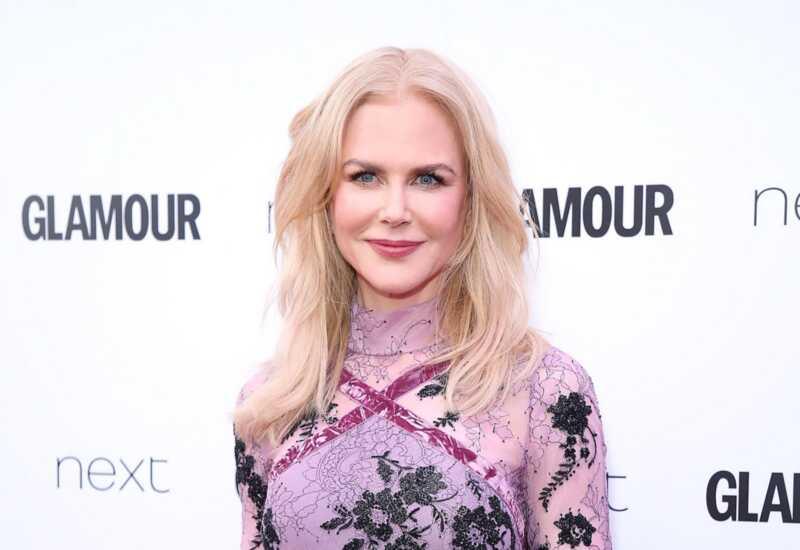 Nicole Kidmans glamourprisutdelning inkluderade att fira sin karriär på 50