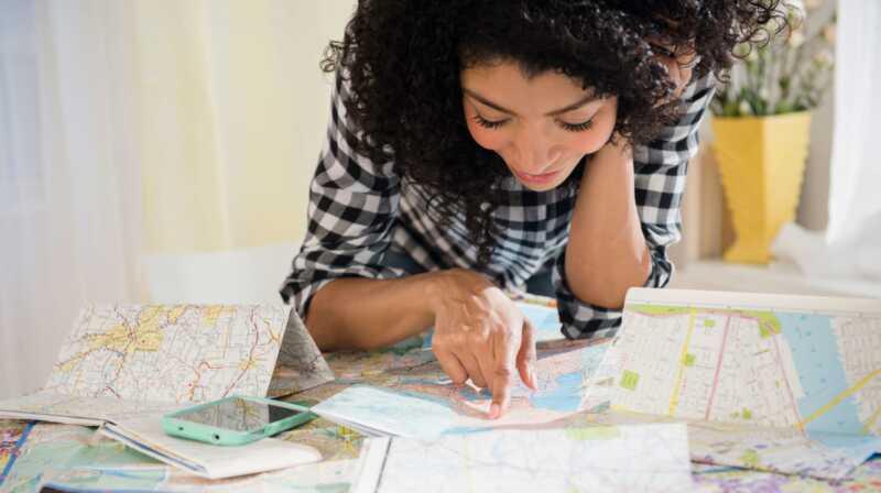 Kako potovati, ko ste na resno tesen proračun