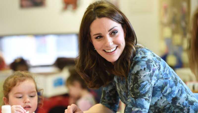 Hem aconseguit gènere - interpretat per Kate Middleton?