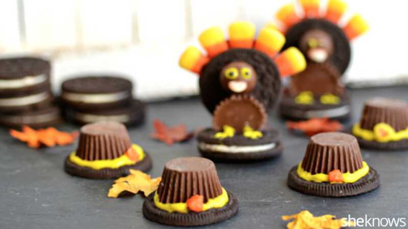 Oreo kalakutai ir piligrimų skrybėlės - padėkojo maisto pramonei vaikai patiks