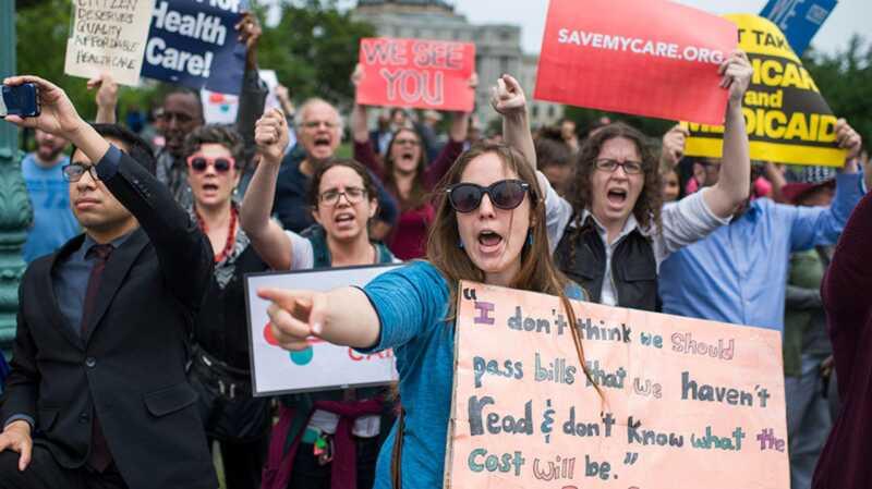 Trumpov plan zdravstvene zaštite prošao je kuću - i to je užasna vijest za žene