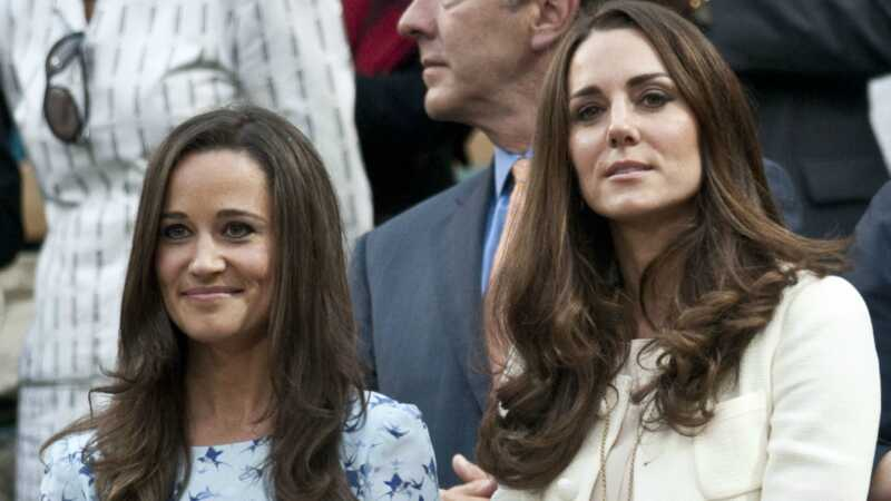 Grūtnieces un slimības Kate Middleton ir Viens regulārs apmeklētājs