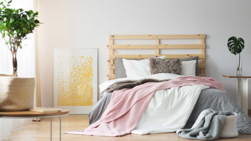 Kako oblikovati svojo spalnico za dober spanec
